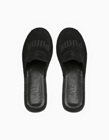 best loved bf69d 08566 Fenty Espadrille in Black by Puma Products | BeautyMNL