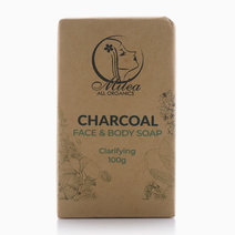 Charcoal Soap (100g) by Milea in