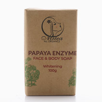 Papaya Enzyme Soap (100g) by Milea in