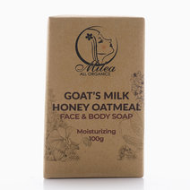 Honey Oatmeal Soap (100g) by Milea