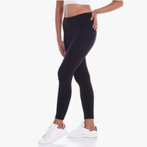 Sculpt Tights in Black by Machita Activewear