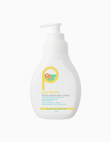 Moisturizing Baby Lotion by Pure Love