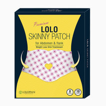 Lolo Skinny Patch Black Edition for Stomach by Lolo Skinny