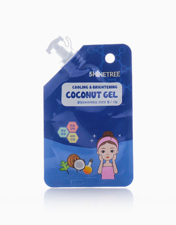 Cooling Coconut Gel by Shinetree