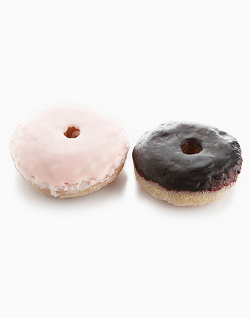 Donut Bath Soap Duo by The Soap Farm
