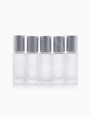 Empty Essential Oil Roll-On Bottles 5s Bundle (4ml) by Pure Bliss