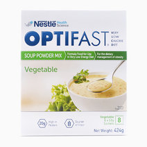 Optifast Very Low Calorie Diet Vegetable Soup (8 Sachets x 53g) by Optifast