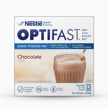 Optifast Very Low Calorie Diet Chocolate Milk Shake (12 Sachets x 53g) by Optifast