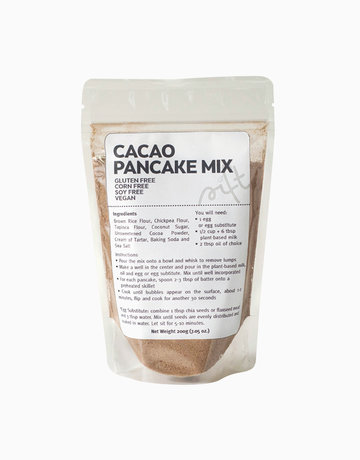 Cacao Pancake Mix by Sift