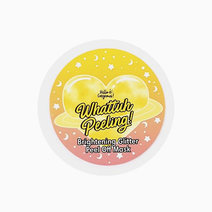Whattuh Peeling! Brightening Glitter Peel-Off Mask by Hello Gorgeous