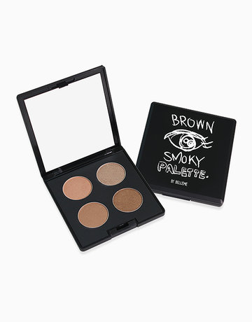 Brown Smoky Palette / Brown Smoky Palette 2 by Abbamart