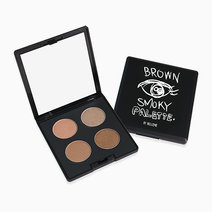 Brown Smoky Palette / Brown Smoky Palette 2 by Abbamart