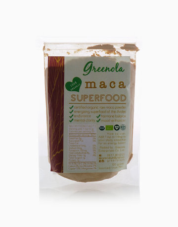 Organic Maca Powder by Greenola