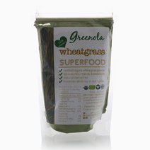 Organic Wheatgrass Powder by Greenola