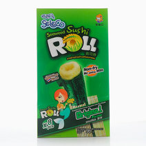 Original Sushi Roll Crispy Seaweed With Rice Snack by Seleco