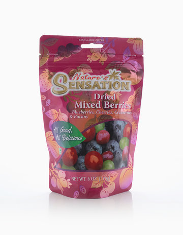 Mixed Berry by Nature's Sensation
