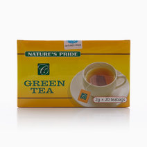 Green Tea by Nature's Pride