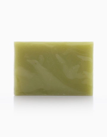 Organic Dog Soap: Sulfur with Madre de Cacao in Macadamia