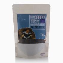 Beef Heart Crisps by Dogapetreat in