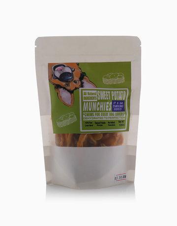 Sweet Potato Snaps by Dogapetreat