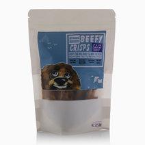 Beef Green Tripe Crisps by Dogapetreat in