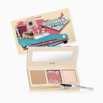 Benefit pretty in the u.s.a. bronzer  brows  blush   highligther set