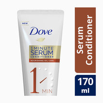 Dove nourishing oil care 1 minute serum conditioner 170ml
