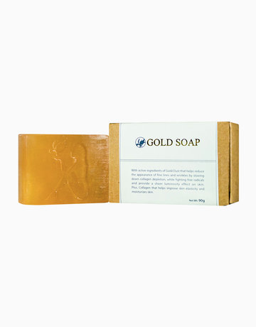 Gold Soap by Bioessence