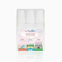 Poopoori 15ml Triplets (Mission Impossible, This Too Shall Pass, Perfect Ending) by Pure Bliss