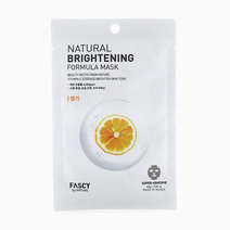 Nature Brightening Formula Mask (Lemon)  by Fascy