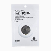 Nature Illuminating Formula Mask (Charcoal)  by Fascy