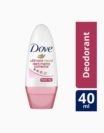 Ultimate Repair Fresh Lily Roll-On Deodorant by Dove