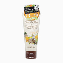 Omimenturm shea butter   coconut oil hand cream   citrus herb