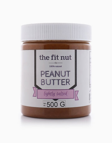 Lightly Salted Peanut Butter (500g) by The Fit Nut PH