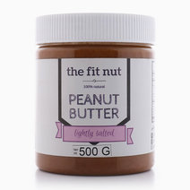 Lightly Salted Peanut Butter (500g) by The Fit Nut PH in