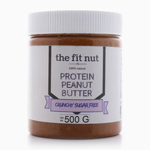 High-Protein Sugar-Free Crunchy Peanut Butter (500g) by The Fit Nut PH