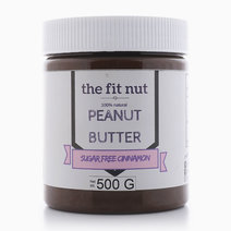 Sugar-Free Cinnamon Peanut Butter (500g) by The Fit Nut PH