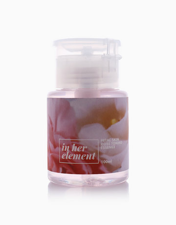 Petal Skin Rose Toning Essence by In Her Element
