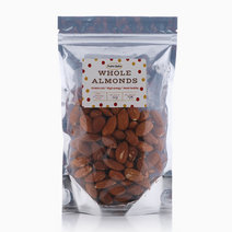 Whole Roasted Almonds 120g by Nuttin' Better