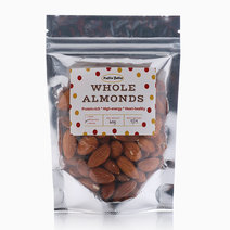 Whole Roasted Almonds 60g by Nuttin' Better