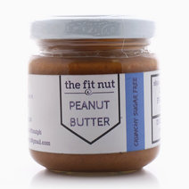 Regular Sugar-Free Crunchy Peanut Butter Sampler Size (110g) by The Fit Nut PH