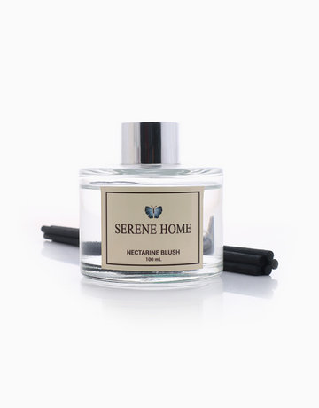 Reed Diffuser Nectarine 100ml by Serene Home