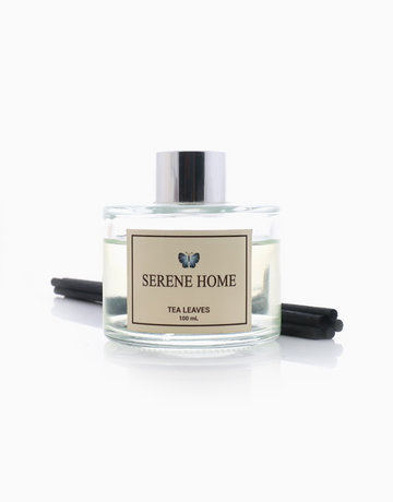 Reed Diffuser Tea Leaves 100ml by Serene Home