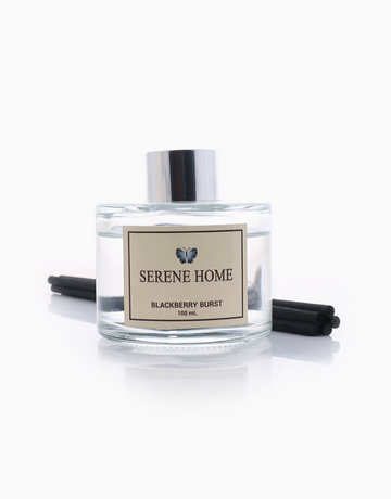 Reed Diffuser Blackberry Burst by Serene Home