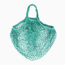 Santorini Blue Mesh Tote by Gubby and Hammy