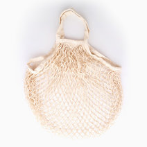 Nude Mesh Tote by Gubby and Hammy