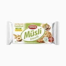 Oat Biscuits Hazelnut (60g) by Musli