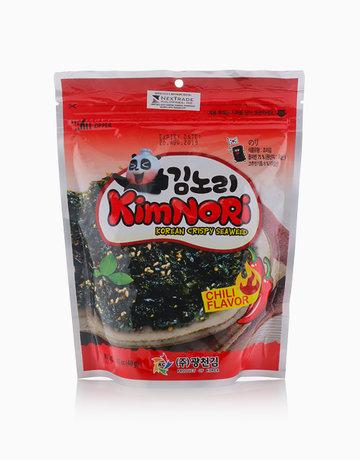 Korean Crispy Seaweed Chili Flavor  by Kimnori