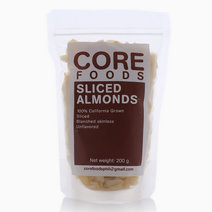 Sliced Almonds  by CORE FOODS