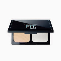 Maybelline fit me powder foundation porcelain